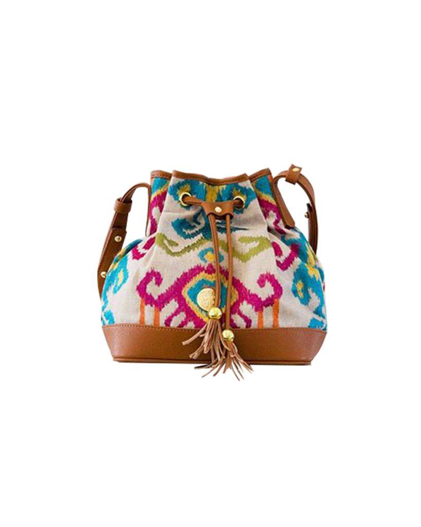 BORBOLETA-Bucket Bag รุ่น Olive