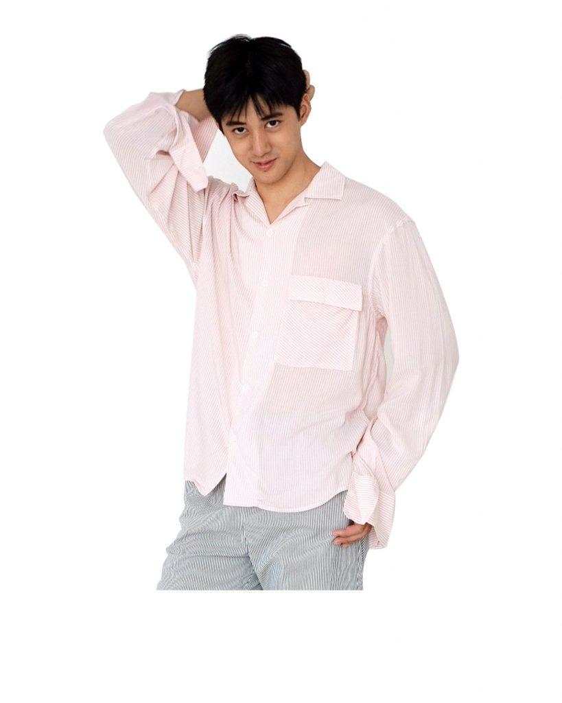 YAAS STUDIO-Olin Long Sleeve Shirt