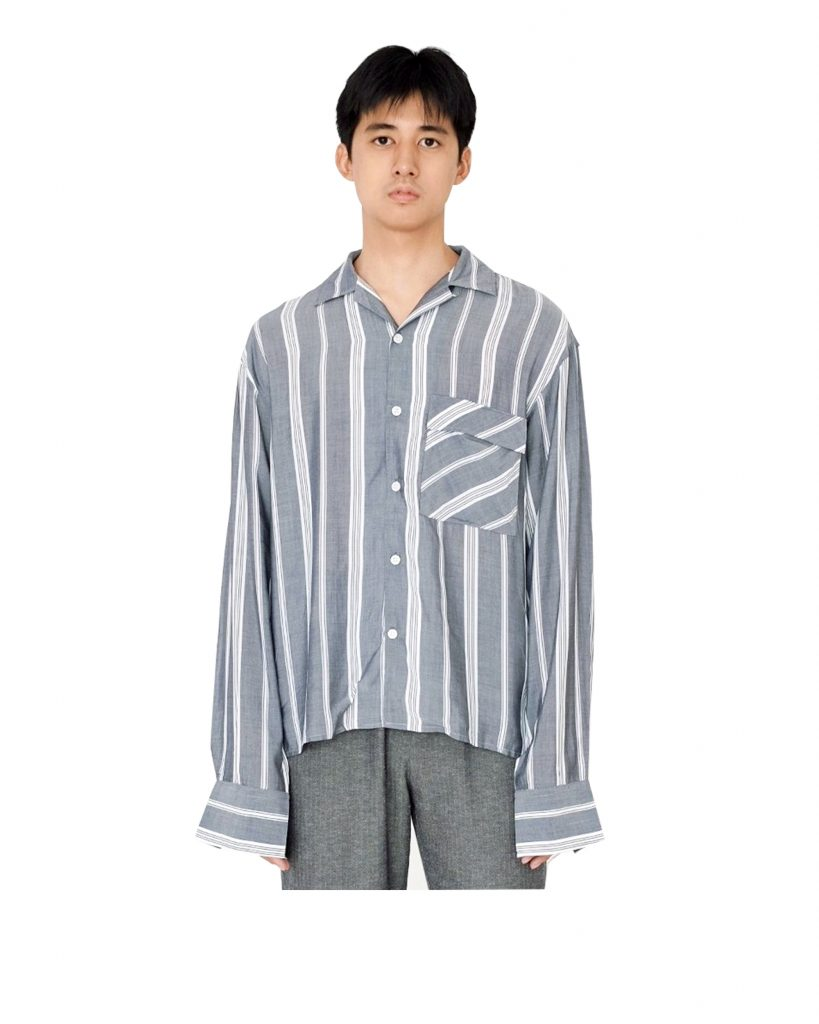 YAAS STUDIO-Ralph Long Sleeve Shirt