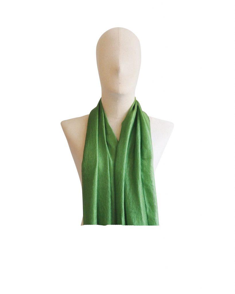 NARADA-ผ้าไหมมุกโทนสีเข้ม