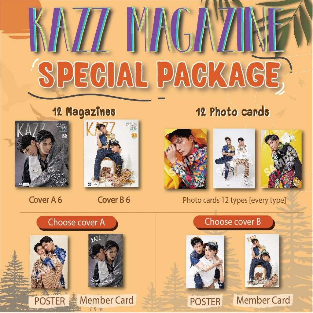 Special Package KRIST – SINGTO